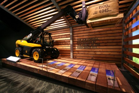Story of JCB – Agriculture