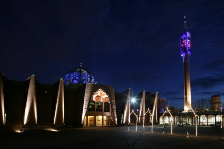 Radiance 2005 – Universal Light – Glasgow Central Mosque