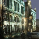 University of Glasgow – Bower Building visualization