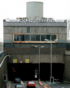 Clyde Tunnel – Hold Your Breath – Before the lighting project