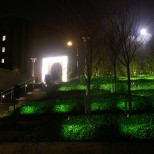 Radiance 2007 – Rottenrow Garden of Light